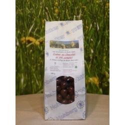 Craker au chocolat et blé complet en sachet de 200gr