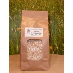 Flocons 5 céréales bio en 500gr