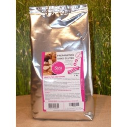 STEA Nature Sans GLUTEN en 1 kg