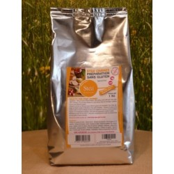STEA GRAINES Sans gluten en sac de 1kg