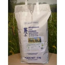 Farine d'épeautre Complète T150 bio en sac de 2kg