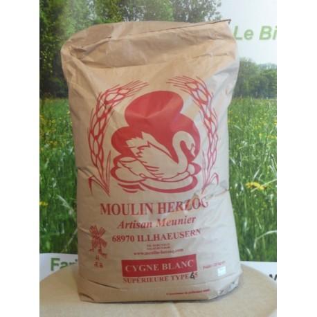 Farine 6 céréales en sac de 25kg