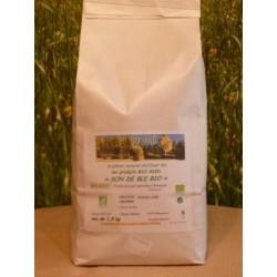 Son de blé bio en sac de 1.5kg