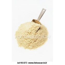 Son de blé BIO en sac de 25 kg