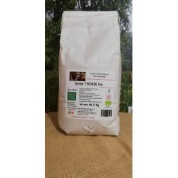 Farine THORIK bio seigle et graines en 2 kg