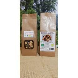 Mélange Fruits et graines Bio en 250 g